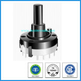 Factory Supplier Juicer Switch, 8 Position Rotary Switch