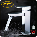 Watermark Brass Chrome Square Simple Basin Tap Sanitary Ware (HD4201D9F)