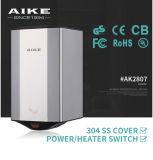 Infrared Sensor High Speed Super Jet Hand Dryer For Restroom