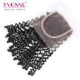 Yvonne Brazilian Kinky Curly 3 Part Lace Closure