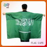 Custom Digital Printing Polyester Bady Cape Flag