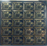 1.6mm 8layer with Half Hole and Edge Plating PCB Board