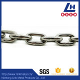 7mm Diameter SUS304 DIN766 Standard Stainless Steel Link Chain