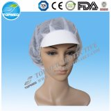 Non Woven Scrub Hats with Peak, Paper Scrub Hats