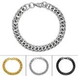 3 Color Star Fashion Men & Women Chain Bracelets Titanium Steel Jewelry