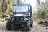 250cc Black Mini Jeep Quad for Adult