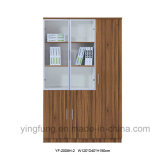 High Quality Wooden Office File Cabinet (YF-2008H-2)