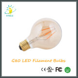 G25/G80 Energy Saving Dimmable LED Light Bulb Pendant Light Bulb