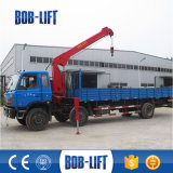Self Loading Crane Truck 6 Tons for Sale