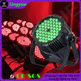 54X3w RGB 3 In1 LED Outdoor PAR Can Light