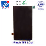 5 Inch TFT LCM LCD Display Module 480 (RGB) X854 for Car GPS