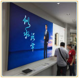 China Fluidedge Material Fabric Face LED Light Box and Photos Printing