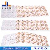 OEM Various Chips RFID Clothing PVC Labels