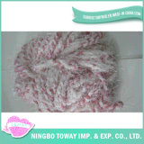 High Strength Weaving Polyester Wool Cotton Fancy Yarns - 5