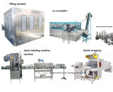 Automatic 500ml 1500ml Bottle Pure Water Washing Filling Capping Making Machine Line with Reverse Osmosis Drinking Water Treatment System