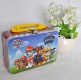 Wholesale Custom Designed Tin Lunch Box with Competitive Price
