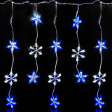 Hanging Christmas Decoration LED Icicle Fairy Lights for Holidaly Decoration From Factory
