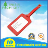 Factory Price Customized Design Soft PVC Luggage Tag