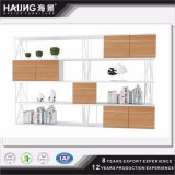 New Design Home Furniture Wooden File Cabinet Display Bookcase