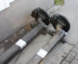 4500kg Implement Farm Machinery Type Axle for Trailer