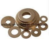 DIN125 Steel Flat Plain Copper Washer