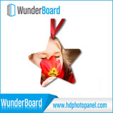 Sublimation High Technology Printing on Metal Ornament