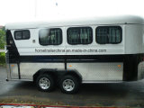 Hot Sale Horse Trailer/Horse Float Luxury Version with Kitchen and Beds