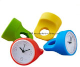Customized Personal Silicone M Ini Desk Table Alarm Clock