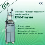 R12 RF Monopolar Bipolar Tripolar Face Lift Weight Loose Machine