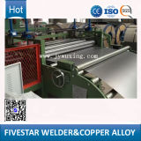 Automatic Steel Sheet Flattening Machine for Drum Production Line