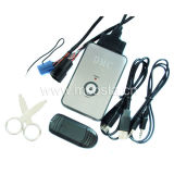 USB SD Aux Car Interface with 16GB for Honda, Toyota, V.W, Mazda (CE FCC RoHS approved)