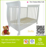 Solid Pine Wood Baby Furniture Baby Sofa Cot
