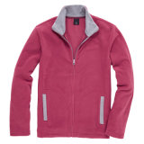 2014 Men Winter Fleece Pullover Bonded Polar Jacket