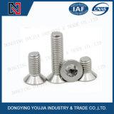 GB2673 Stainless Steel Hexalobular Socket Countersunk Head Screws
