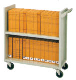 Steel Library Book Trolley (ST-28)
