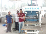 Semi Automatic Block Machine (QT4-20)