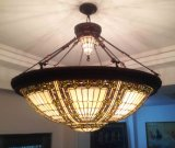 Tiffany Art Table Lamp 633