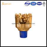 """Soft Rock Drilling API 13 5/8"""" Tricone Bits Featuring Steel Tooth"""