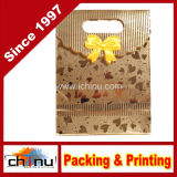 Custom Printed Gift Paper Bag (3210)