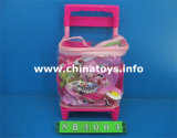 Plastic Kitchen Set Toys for Girl and Kids Toy (884004)