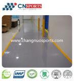Anti Skid Spray Polyurea Elastor Flooring with Effective Mute Function
