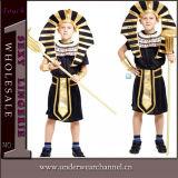 Children Cosplay Egypt Pharoah King Halloween Party Costume (TCQ0116)