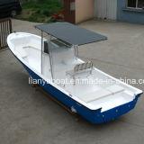 Liya 4.2m to 7.6m Small Fiberglass Fishing Boat Panga Boats