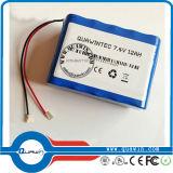 7.4V 12000mAh Lithium Li Ion Battery Pack 18650 Batteries