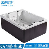 Modern Famous Design Surf Massage Outdoor Leisure SPA Hot Tub (M-3371A)