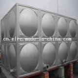 SUS304 Stainless Steel Water Storage Tank Drinking Water Tank