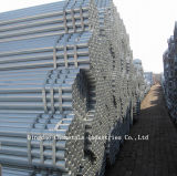 Galvanized Steel Pipe Greenhouse Pipe Fence Post Tube