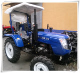 Tractor 25 HP 4WD with Sunshde