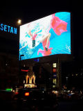 Large Screen HD P8 Outdoor Full Color LED Display for Advertising, Waterproof IP65