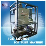 SGS Certification SUS304 Material Commercial Tube Ice Machines (TV20)